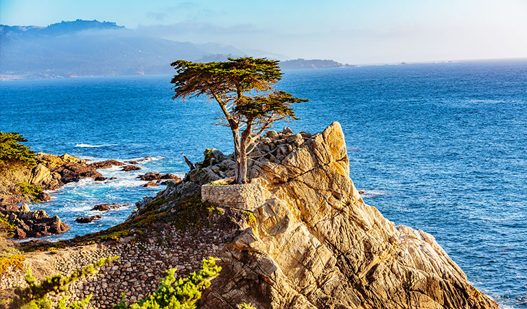 17-Mile Drive in California