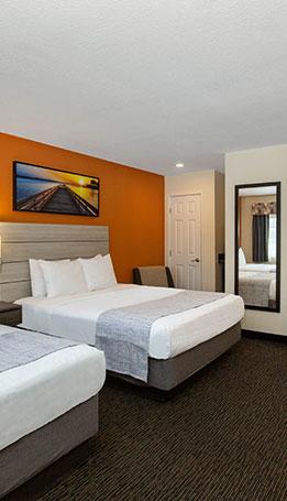 Room of Days Inn Monterey Fisherman's Wharf Hotel