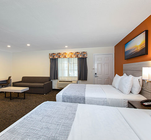 Summer Specials: Save 20% off your stay